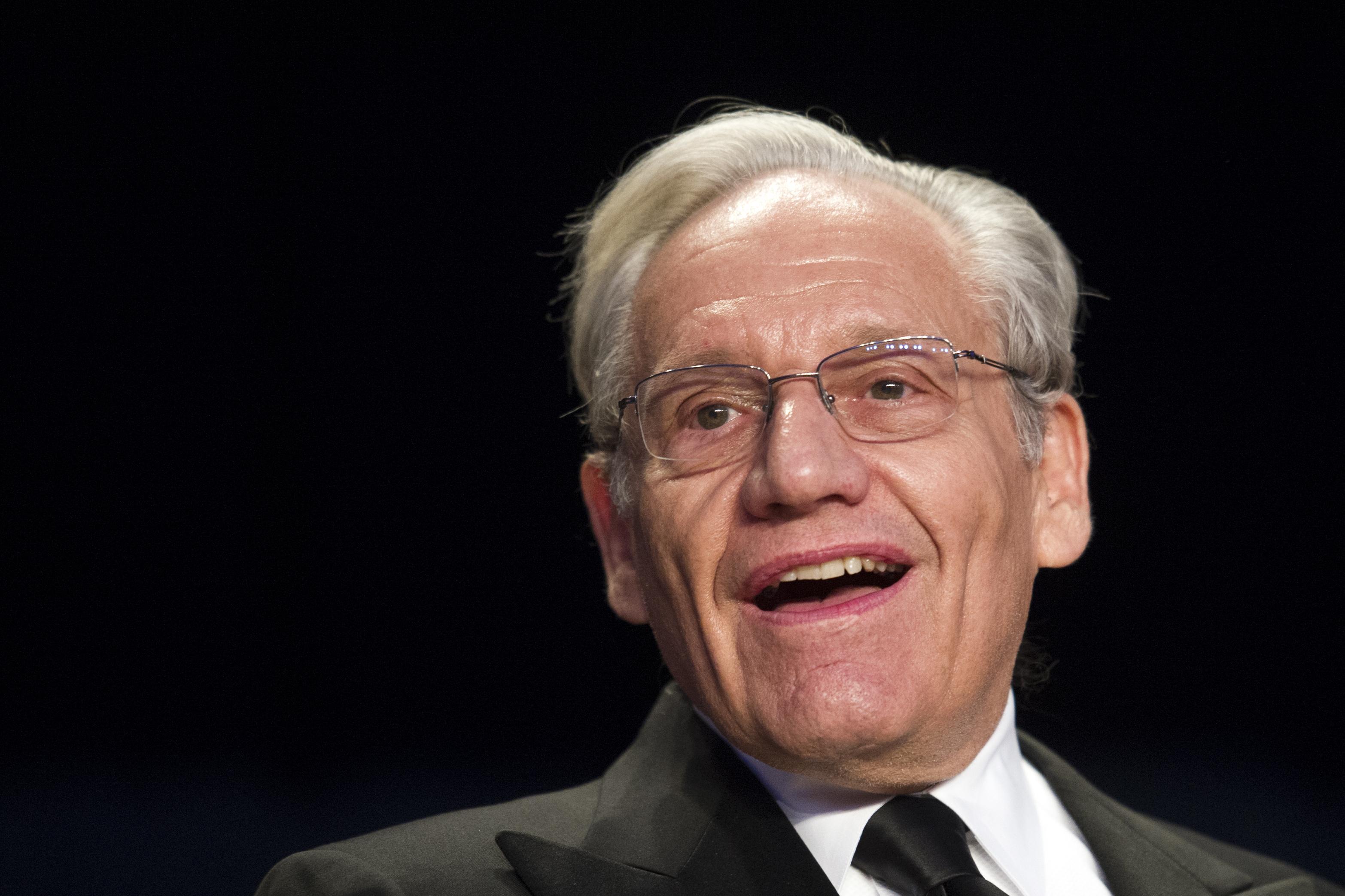 Bob Woodward Urges Journalist to Stop Binge Drinking Anti-Trump Kool Aid- VIDEO