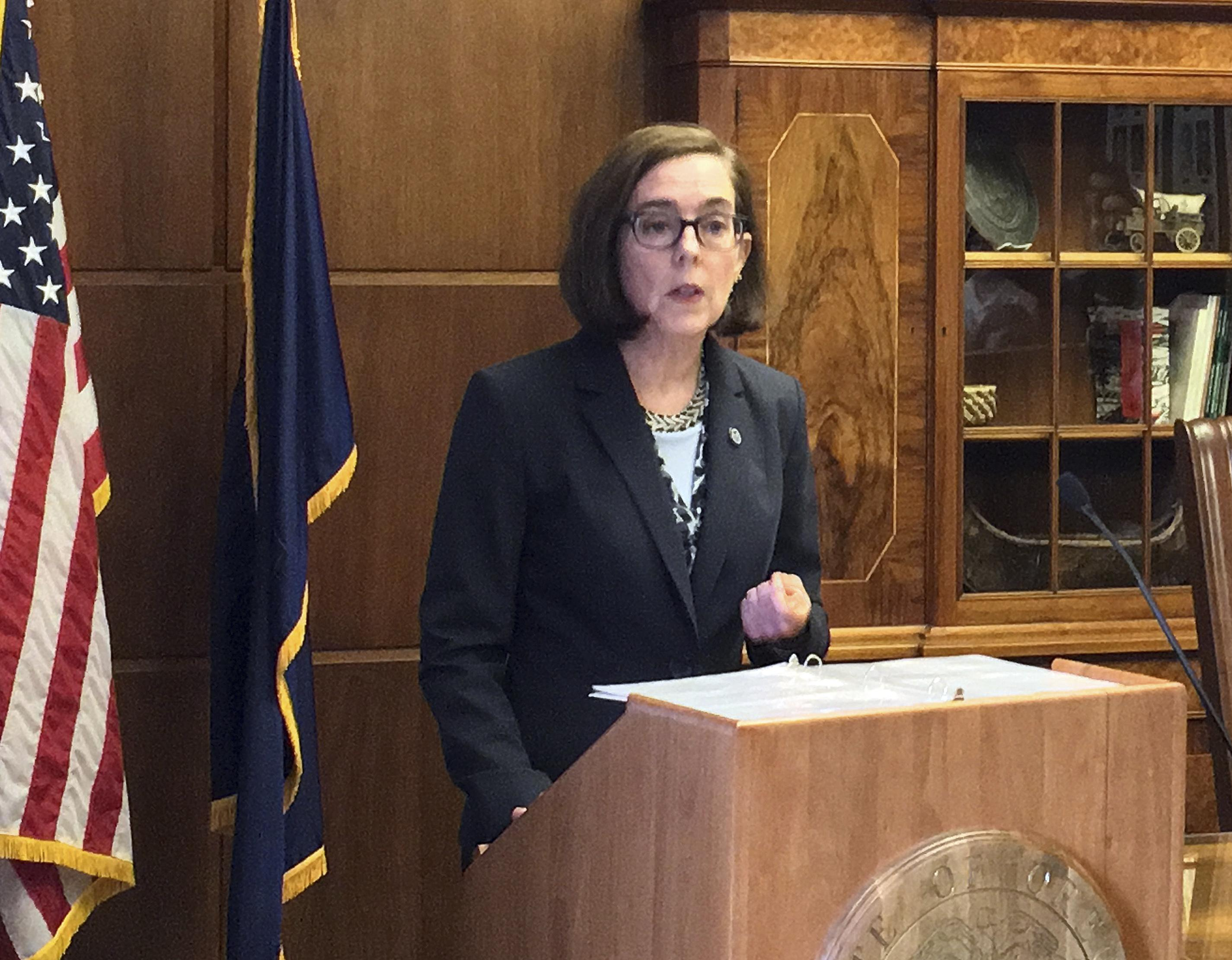Governor signs bill making Oregon first to offer free abortions for all, including illegal aliens